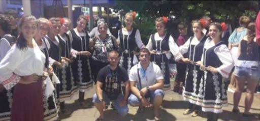 Състав по народни танци - Гара Лакатник