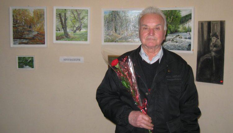 На 10-ти юни ще почетем с изложба паметта на художника Мирон Манлихеров